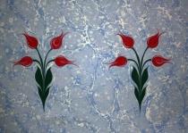 tulip ebru