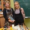 <!--:RU-->Эбру с Наталией Драгуновой в Университете им. Т.Г.Шевченко, Киев<!--:-->